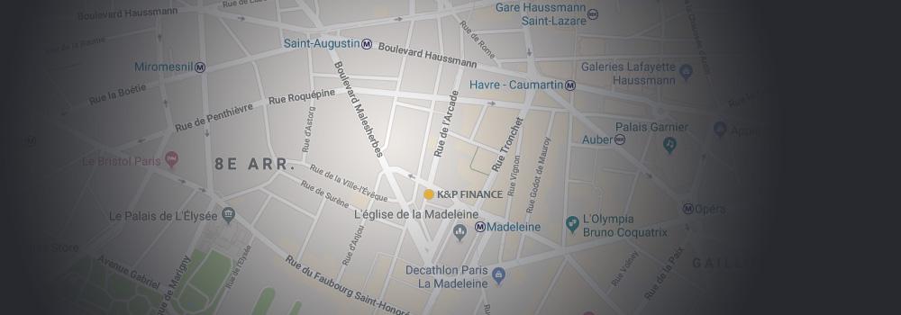 Contacter K&P Défiscalisation
